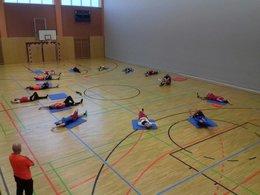 Trainingslager Fürstenfeld