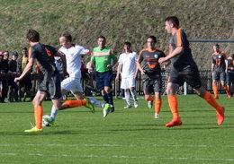 Heimniederlage im Derby gegen Öblarn!